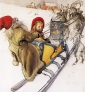 A partir d'une illustration de Carl Larsson