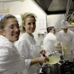 Scuola di Cucina e Pasticceria Les Chefs Blancs