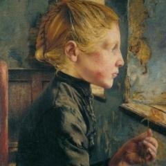 Elodie Lamotte parLéon Frédéric