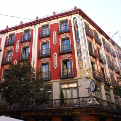 Un hôtel à Madrid par Casper