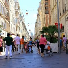 La rue Saint-Ferreol par AVO