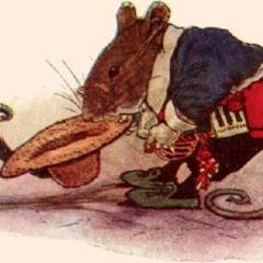 La révérence de la souris Pérez d'après George Howard Wyse