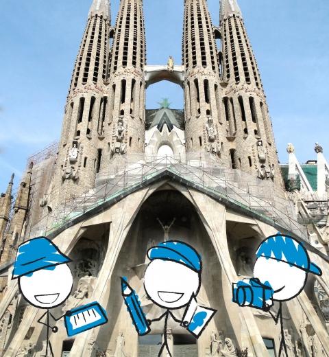 Découvrir Barcelone en famille
