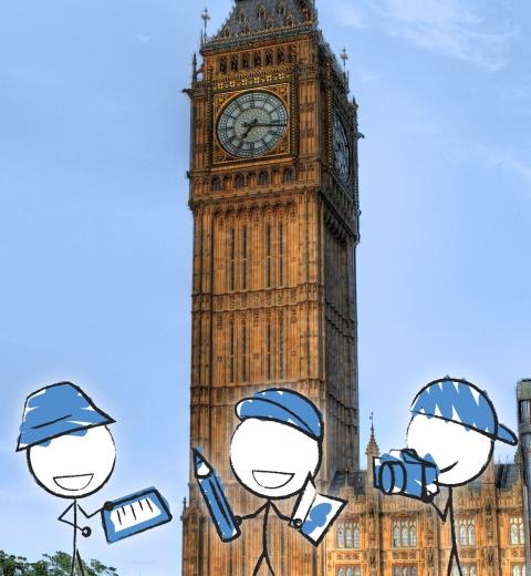 Découvrir Londres en famille